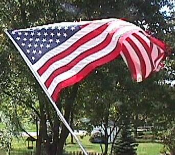 Americen Flag
